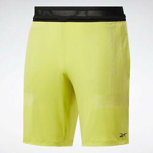 Reebok Men's Shorts United By Fitness 8-Inch MyoKnit Seamless FT0091