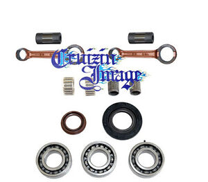 SUZUKI RGV250 VJ22 CRANKSHAFT REBUILD KITS W/CONNECTING RODS  CI-VJ22FCSRKT