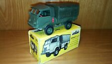 SOLIDO MILITAR.MILITAIRE.RENAULT 4X4 TOUS TERRAINS.NO DINKY.FRANCE.NEUF IN BOITE