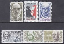 France 532-37 MNH 1981 Famous French People Full Set of 6