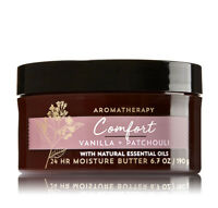 AROMATHERAPY Comfort - Vanilla & Patchouli 6.7 Ounces Body Butter