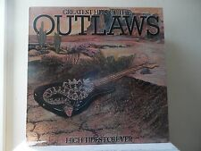 OUTLAWS - GREATEST HITS OF THE - ARISTA RECORDS AL 9614 - MINT-