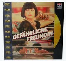 Laserdisc (LD) - Gefährliche Freundin - Film Movie PAL Deutsch Columbia NEU