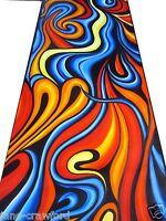 Huge original abstract canvas  Modern Art By Jane Crawford COA  Australia