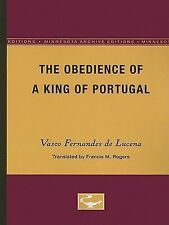 The Obedience of a King of Portugal by Vasco Fernandes de Lucena (1958,...