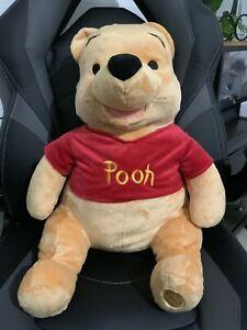 "Winnie The Pooh jumbo 24"" plush OFFICIAL Disney Store"