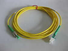 5M FC to LC Fiber Optic Patch Cable (New, US Seller)
