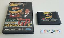 Vintage Fun in Great Working Condition! Super Monaco GP 2 with Ayrton Senna\u2019s for the Sega Genesis