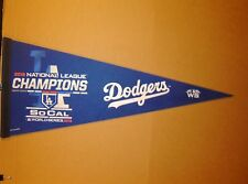 2018 Los Angeles Dodgers National League Championship MLB Baseball Pennant