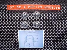 LOT DE QUATRE BULBES POMPE POIRE D' AMORCAGE PETIT MODELE POUR CARBURATEUR
