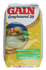 More details for gain greyhound 28 racing greyhound dog food 15kg bag next day delivery