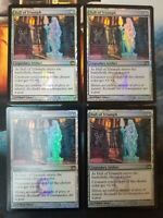 Hall Of Triumph FOIL PROMO 4x ** 50% Off $30+ ** Magic The Gathering MTG Card