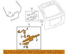 GM OEM Lift Gate-Handle, Outside 15285069