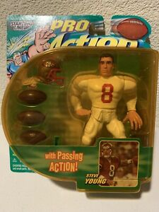 Starting Lineup 1999 Pro Action  Steve Young San Francisco 49ers