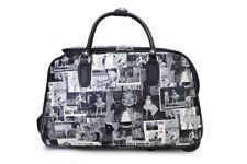 Marilyn Monroe Women Vintage Holdall Trolley Flight Size Luggage Travel Handbag