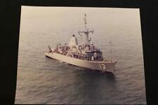 New listing Military Ship Photo Uss Dextrous (Mcm-13) 8' X 10' Color Photo (P580)
