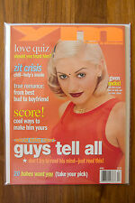 YM / Young & Modern Magazine - April 1997 Issue | Gwen Stefani of No Doubt Cover