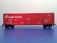 "HO Scale ""Triangle Pacific"" 50 Foot Freight Train Box Car / TPFX #5510"