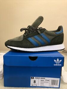 ADIDAS MENS FOREST GROVE CASUAL SNEAKERS #EE8970 SIZES 8