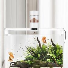 Programmable Mini Auto Fish Feeder Aquarium Tank Automatic Food Dispenser New
