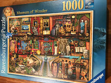 Ravensburger Museum Of Wonder Jigsaw Puzzle - 1000 pieces