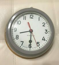Vintage boat ship submarine cabin sea clock wall mounted navy military USSR