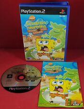 Spongebob Squarepants Revenge of the Flying Dutchman Sony Playstation 2 VGC