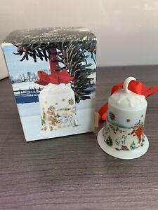 hutschenreuther weihnachtsglocke