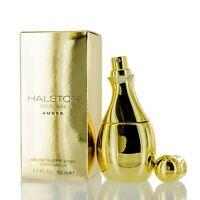 Halston Women Amber by Halston 1.7 Oz EDT Spray for Women (NEW IN BOX)