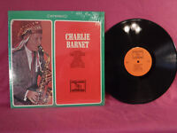 Charlie Barnet, Everest Records FS 282, 1973, Jazz, Swing, Big Band