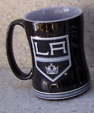 Coffee Mug Sports NHL Los Angeles Kings NEW 14 ounce cup with gift box