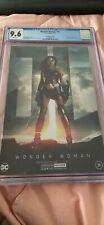 Wonder Woman #31 9.6 CGC Grade Comic Book
