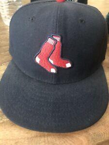 Boston Red Sox 59fifty Cap Hat 7 1/8 MLB