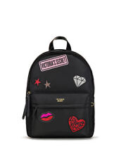 Victoria's Secret Runway Patch City Backpack Book Travel Shool Bag Great Gift