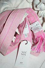 Noa Noa New Belt  Soft Summer Binde-Gürtel Textil Art Pink one size /124 cm Neu