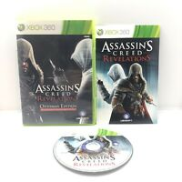 Assassin's Creed Revelations Ottoman Edition Xbox 360 NTSCJ Game Pal Compatible