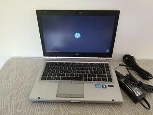 HP EliteBook 8460p core i5 - 2560M CPU 2.60GHZ - RAM 8 Go - HDD 320 GB - Win 10