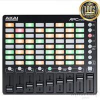 Akai Professional compact USB MIDI controller 64clip Ableton Live Lite APC mini