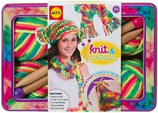 Kids Arts and Crafts Fun School entertaining  ALEX Toys Craft Knit and Wear
