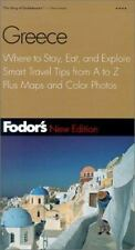 Fodor's Greece, 5th Edition: Where to Stay, Eat, and Explore, Smart Travel Tips