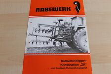 144628) rabewerk cultivadora cac folleto 12/1982