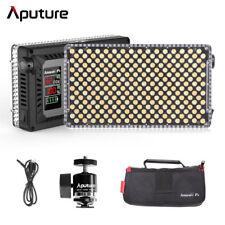 Aputure AL-F7 3200-9500K Smartphone Mini Video Light F Digital Camera Camcorder