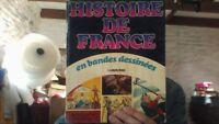 Histoire de France en bandes dessinees / de vercingetori... | Livre | d'occasion