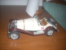 macchinina mercedes benz 1928 made in italy BURAGO