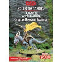D&D Collector's Series: Tomb of Annihilation Chultan Dinosaur Warrior