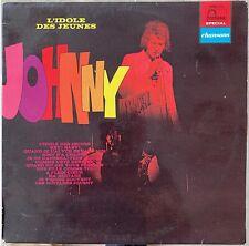 JOHNNY HALLYDAY L'idole des jeunes 1972 Fontana 6444 051