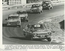 Brands Hatch 1971 FORD ESCORT MEXICO FOTOGRAFIA Racing
