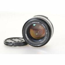 Nikon Ai/S 1,4/50 Standard Objektiv - AI-S Nikkor 50mm F/1.4 MF Lens