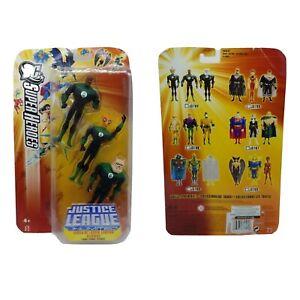 DC Justice League Unlimited Green Lantern Kilowog Tomar-Re Figure 3 Pack J3704