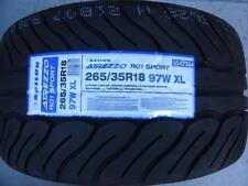 SAILUN TYRE ATREZZO R01 180TW 265/35R18 97W STREET LEGAL SEMI SLICK TRACK JZA80